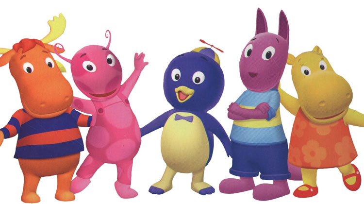 Contrataciones The Backyardigans