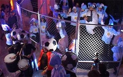 Contratar Mega Batucada de Futbol