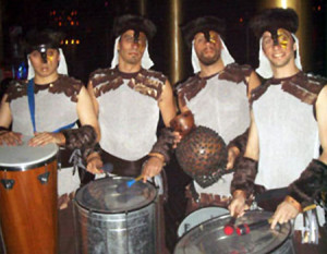 Contratar Batucada Vikinga