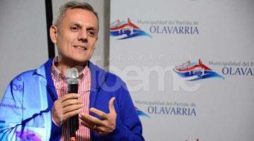 Bernardo Stamateas en Cultura Viva 2017, Olavarría