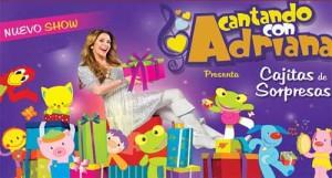 Contratar a Cantando con Adriana