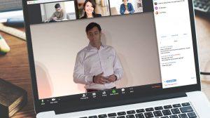contratar orador por streaming