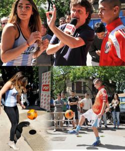 Contratar competencia de jueguitos con Fiorella Castillo