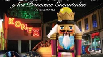 Contratar El Cascanueces y las Princesas Encantadas