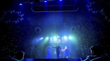 contratacion de circo splash