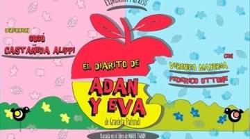 El diarito de Adan y Eva