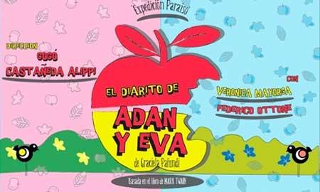 Contratar el Diarito de Adan y Eva