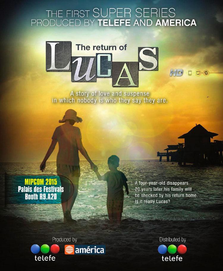 Contratar El regreso de Lucas