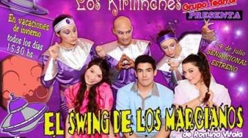 Contratar El swing de los Marcianos