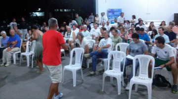 Conferencia de Enrique Nardone para YPF