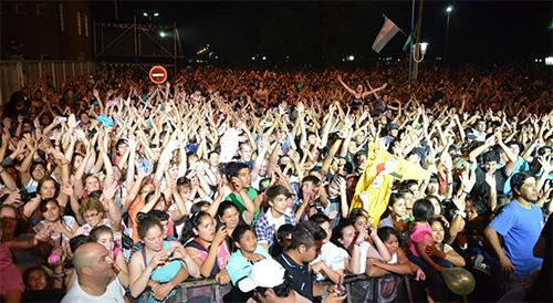 Contratar Festivales Municipales
