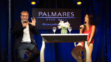Gabriel Rolón en Celebrate 2017 por el Día de la Mujer