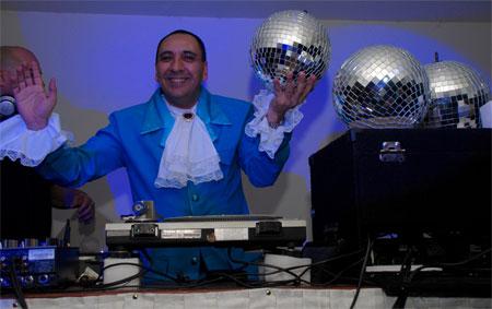 Contratar JC Disco Show