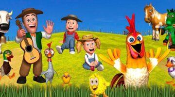 contratar a canciones de la granja