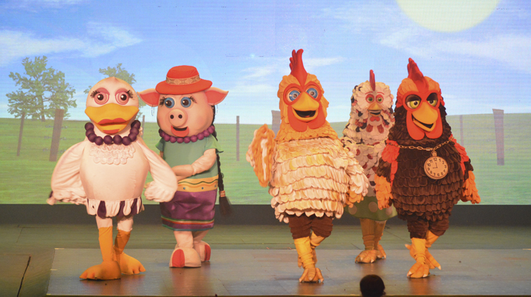 canciones de la granja show