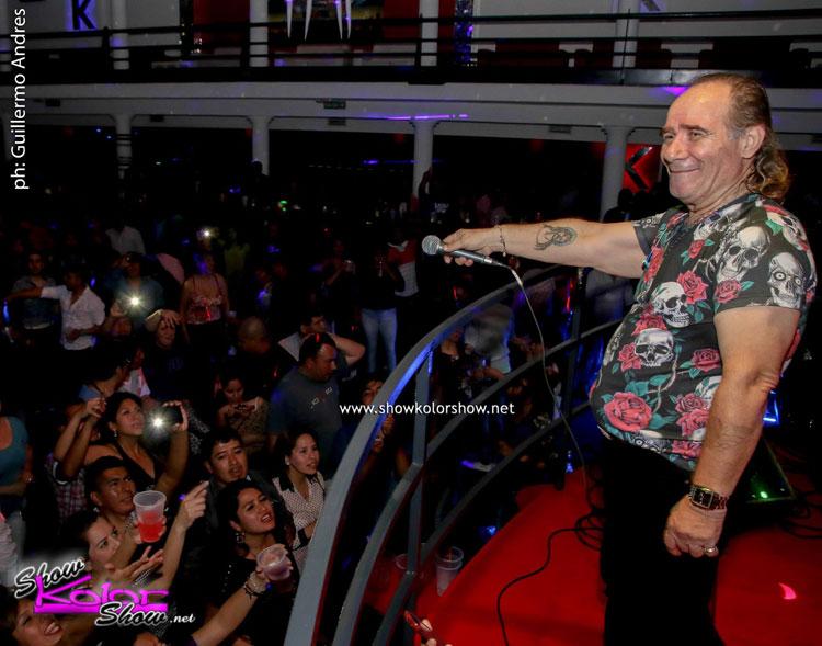 Los del Fuego en Show Kolor Show, Jujuy