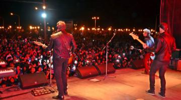 Los Tipitos en el 79 aniversario de Castelli, Chaco
