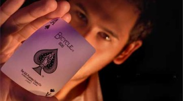 Mago e ilusionista, Raul Pintos