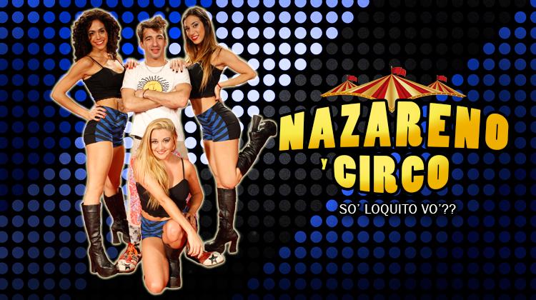 contrataciones el circo de nazareno
