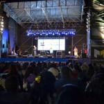 Peligro Sin Codificar en el 4to Festival del Humor y las comidas típicas, Córdoba