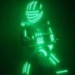 Robot de Leds: Bii Bot Led