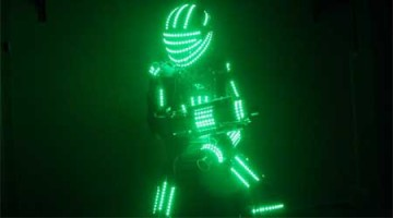 Contratar Robot de Leds: Bii Bot Led