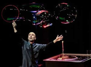 Contratar Show de burbujas gigantes