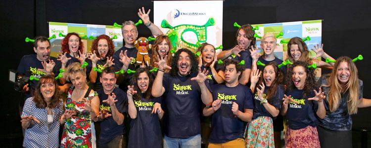 Contratar a Shrek, el musical