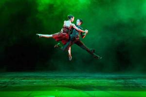 show de tango aereo