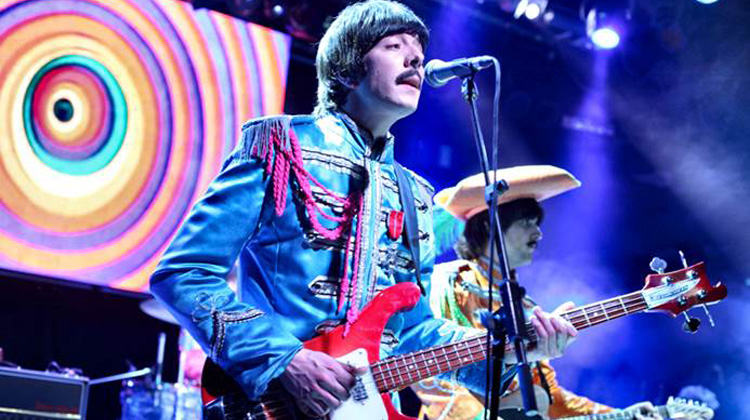 Contrataciones The Shouts, tributo a los Beatles