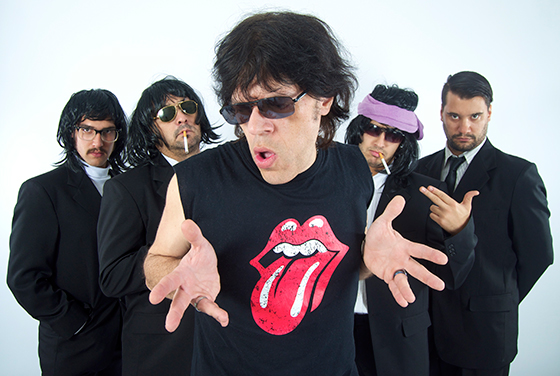 contratar a jagger band