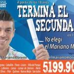 Instituto Superior Mariano Moreno x Cristian U