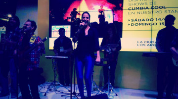 Cumbia Cool en Expo FIT, La Rural