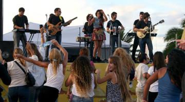 Cumbia Cool en BA Playa (Parque de los Niños) 2014