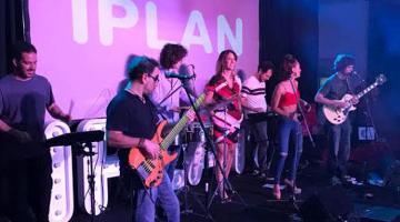 Cumbia Cool en fin de año de IPLAN