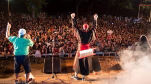 Cumbia Papal en los Carnavales de Río 2014 Santa Rosa de Calamuchita