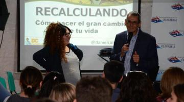 Daniel Colombo en Cultura Viva, Olavarría