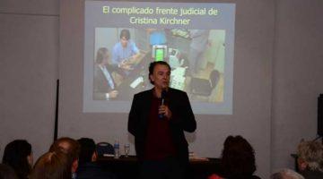 Daniel Santoro en Cultura Viva, Olavarría