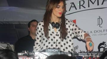 Silvina Luna DJ en Kaulum [Junio 2013]