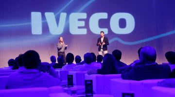 Santiago do Rego y Federico Wiemeyer en Iveco