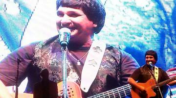 El Chajá en el Festival de Folclore de Uruguay 2015