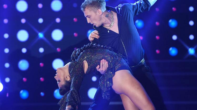 El Polaco y Chiara Vitale - Bailando por un sueño 2017