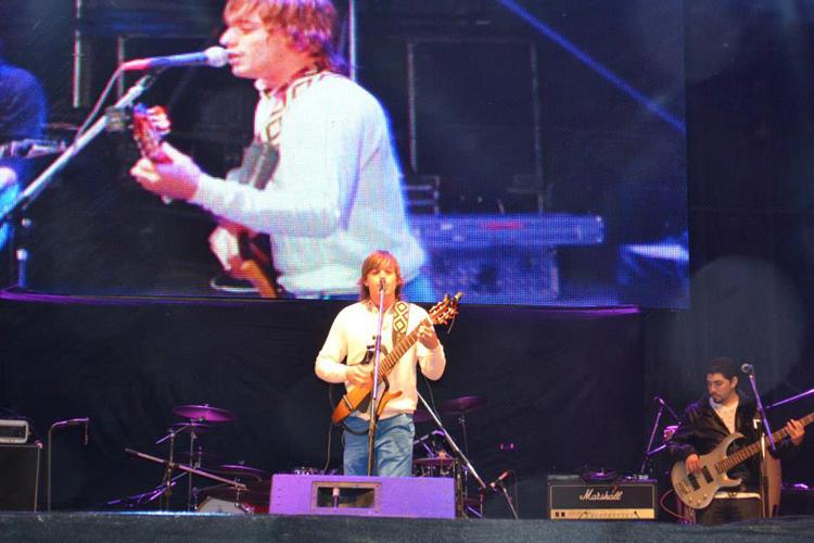 Festival en Tafí del Valle 2014