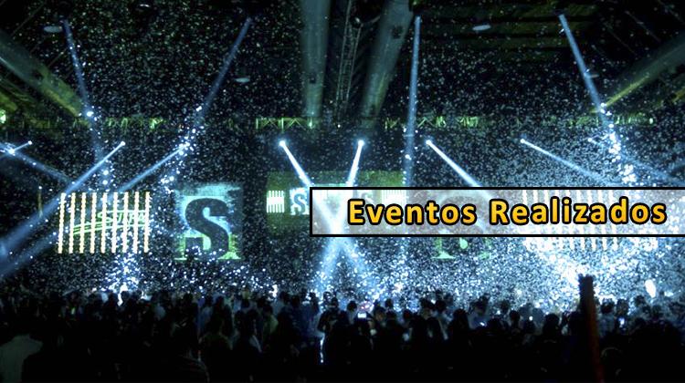 Eventos realizados