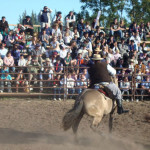 Yamila Cafrune y Peteco Carabajal – IV Expo del Caballo Criollo [Abril 2012]