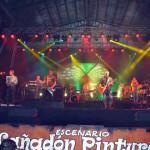 Attaque en el Festival Cueva de las Manos 2014