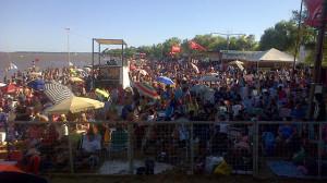 Fiesta Nacional de la Playa 2014