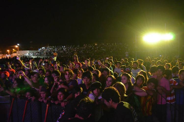 Fiesta del Pelón 2014