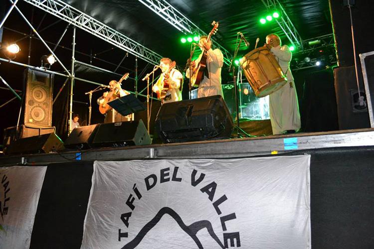 Folklore en Tafí del Valle