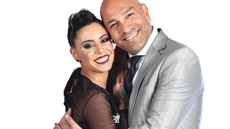 Freddy Villarreal y Soledad Bayona - Bailando por un sueño 2017